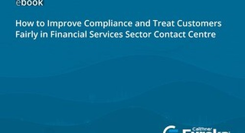 UK Contact Centre Compliance eBook