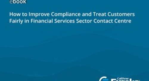 How to Improve Compliance & Treat Customers Fairly in Financial Services (UK)
