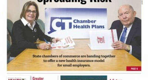 Greater Hartford Health, Spring 2018 — March 26, 2018