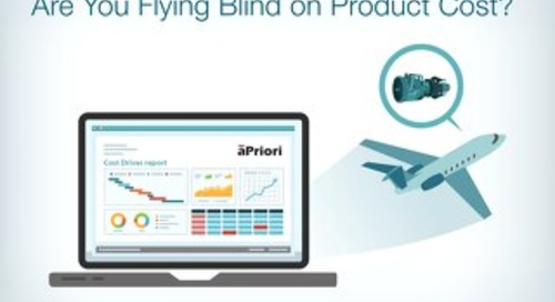 aPriori Aerospace and Defense Product Cost Solutions eBook