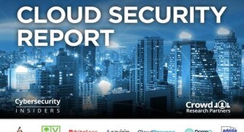 2018 Cloud Security Report