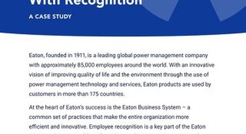 Case Study: Eaton