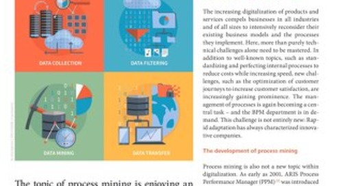 Process mining—as seen in IM+io magazine