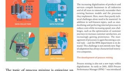 Process mining—as seen in IM+io magazine