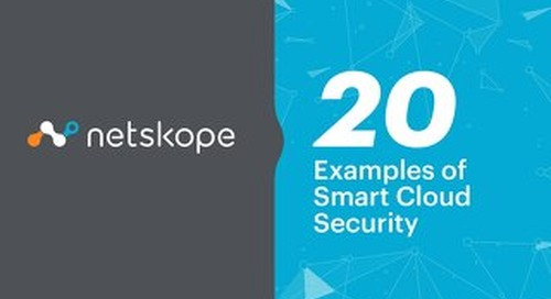 20 Examples of Smart Cloud Security