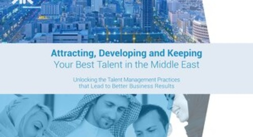 Attracting, Developing and Keeping Your Best Talent
