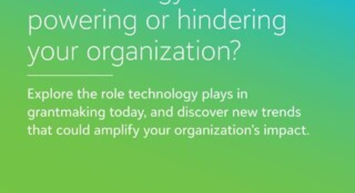 Is technology powering or hindering your organization?