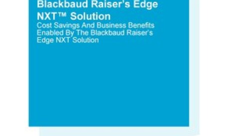 TEI Case Study - Blackbaud Raisers Edge NXT x Habitat for Humanity