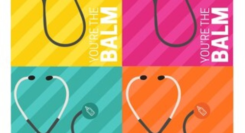 DIY Lip Balm Cards: Healthcare Appreciation