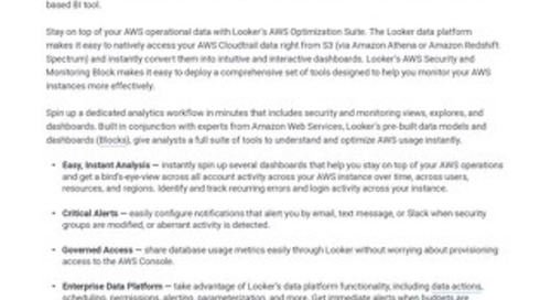AWS Security and Monitoring