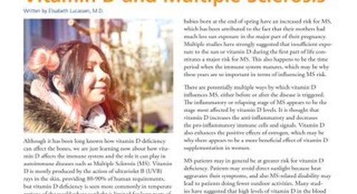 Spring 2018 MS Newsletter