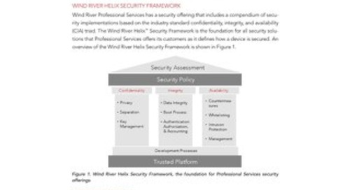Security Services Overview
