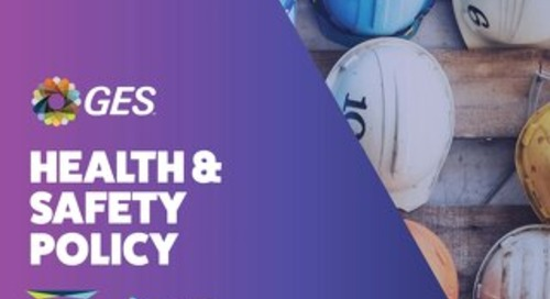 GES Health Safety Policy - May 2019
