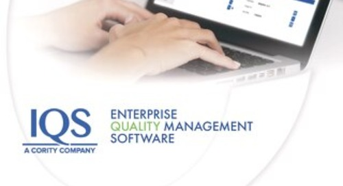 IQS Product Catalog