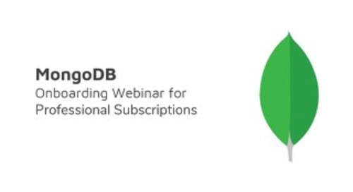 Professional Subscription Onboarding Webinar [Global]