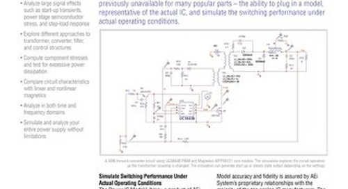 Power IC Model Library