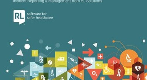 AHA Endorsement of Incident Reporting and Management from RL Solutions