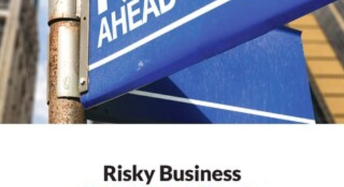 Risky Business: How to Beat the Inefficiencies of Tax Compliance on Purchases
