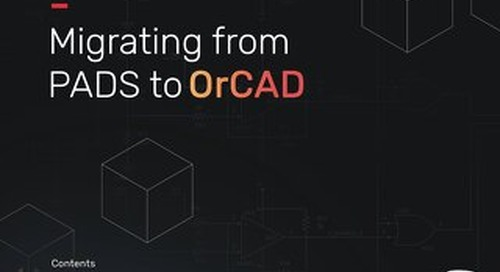 OrCAD PADS Migration Guide