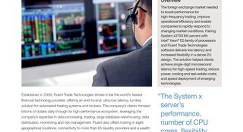 Case Study Fluent Trade Technologies