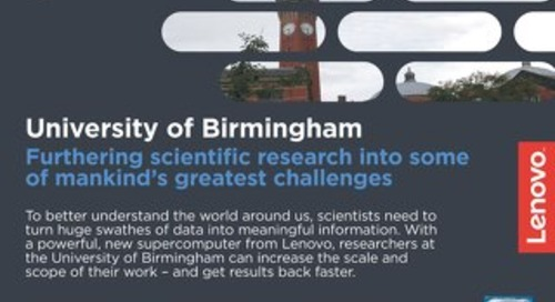 Case Study University of Birmingham