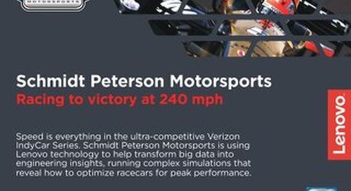 Case Study Schmidt Peterson Motorsports