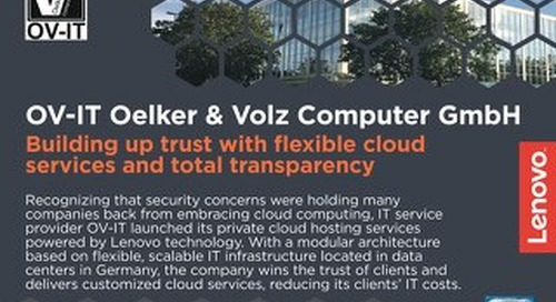 Case Study OV-IT Oelker & Volz