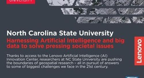 Case Study North Carolina State University