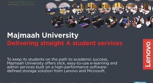 Case Study Majmaah University
