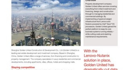 Case Study Golden United