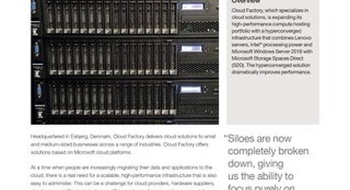 Case Study Cloud Factory
