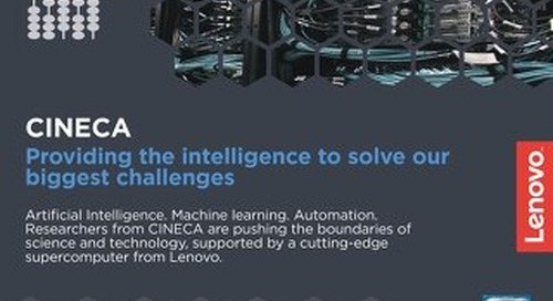 Case Study CINECA