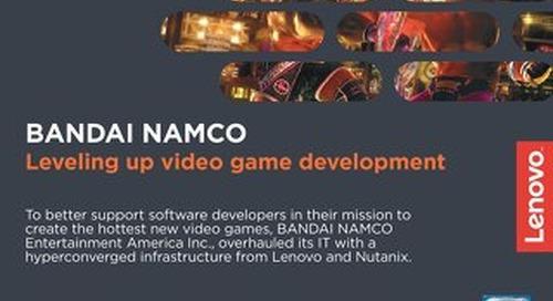 Case Study BANDAI NAMCO