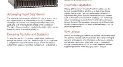 Lenovo Storage V5030