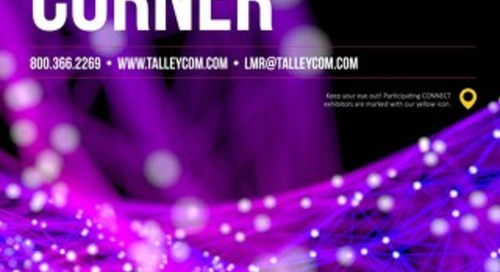 April 2018 - Talley LMR Corner