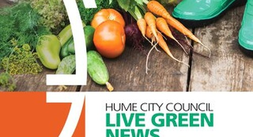 Live Green News - AUTUMN 2018