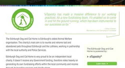 Edinburgh Dog and Cat Home | eTapestry
