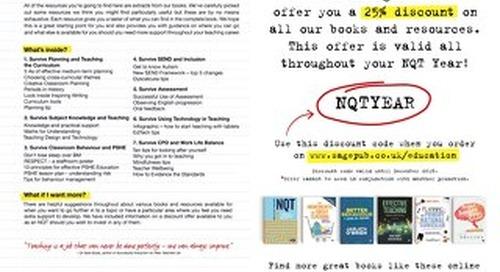NQT Survival Kit