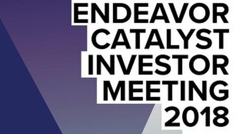 2018 Endeavor Catalyst Meeting Program