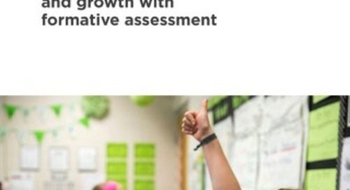 Boosting engagement and growth with formative assessment