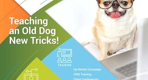 Fresh Thinking: Teaching an Old Dog New Tricks