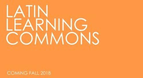 Learning Commons Slides