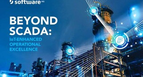 Beyond SCADA: IoT enhanced Operational Excellence