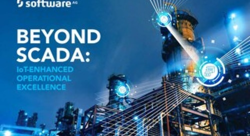 Beyond SCADA: IoT enhanced Operational Excellence