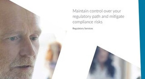 Regulatory Consulting Brochure