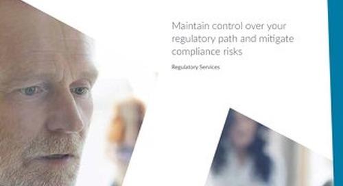 Regulatory Consulting Brochure
