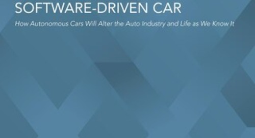 Impact of the Software-Driven Car