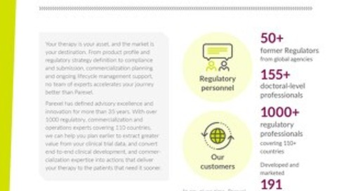 Regulatory Services Overview Infographic