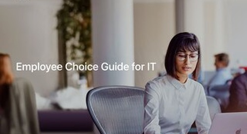 Employee Choice Guide for IT