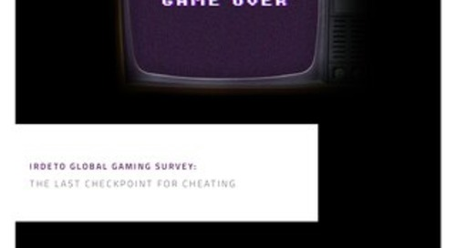 Irdeto Global Gaming Survey Report